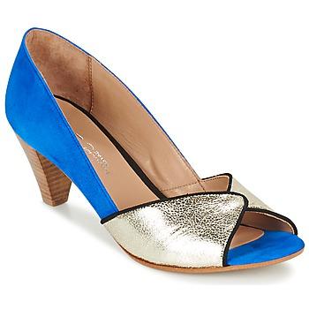 Topánky Ženy Lodičky Betty London GABYN Modrá / Zlatá
