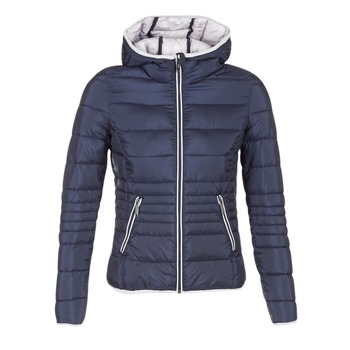 Oblečenie Ženy Páperové bundy S.Oliver EJINELLE Námornícka modrá