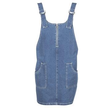 Oblečenie Ženy Krátke šaty Noisy May DEAN Modrá / MEDIUM