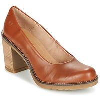 Topánky Ženy Lodičky Casual Attitude GEAL ťavia hnedá