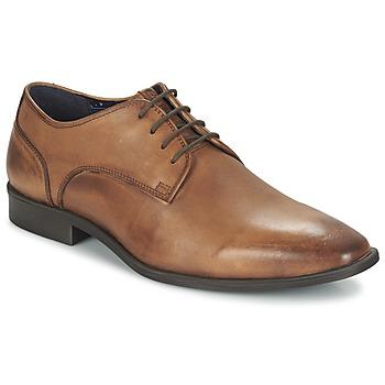 Topánky Muži Derbie Ben Sherman ROMAN Hnedá