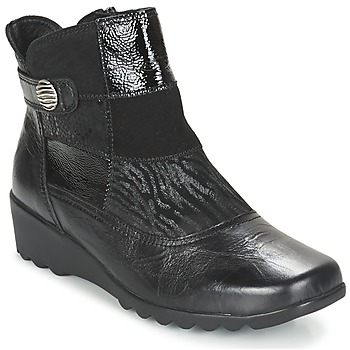 Topánky Ženy Čižmičky Romika Carree 16 Čierna