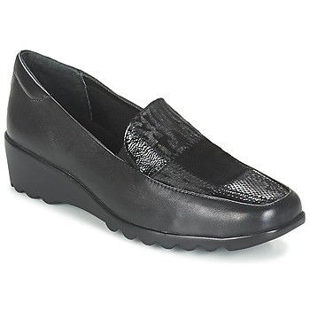 Topánky Ženy Mokasíny Romika Carree 17 čierna