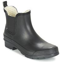 Topánky Ženy Polokozačky Romika RomiRub10 Čierna