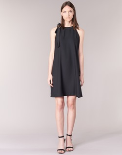 Oblečenie Ženy Krátke šaty Naf Naf LOISEL čierna