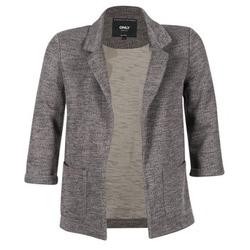 Oblečenie Ženy Saká a blejzre Only CAROLINE šedá