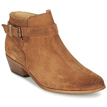 Topánky Ženy Nízke čižmy Betty London GAFFERISTI ťavia hnedá