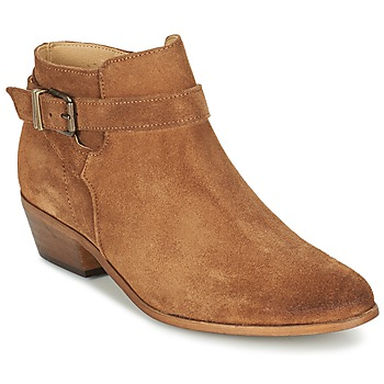 Topánky Ženy Nízke čižmy Betty London GAFFA ťavia hnedá