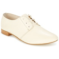 Topánky Ženy Derbie Betty London GERY Biela