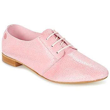 Topánky Ženy Derbie Betty London GEZA Ružová