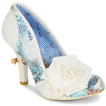 Topánky Ženy Lodičky Irregular Choice WASHINGTON Biela