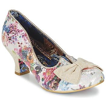 Topánky Ženy Lodičky Irregular Choice DAZZLE RAZZLE Biela