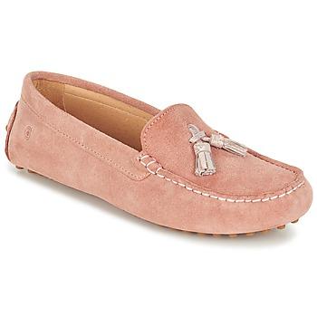 Topánky Ženy Mokasíny Casual Attitude GATO Ružová