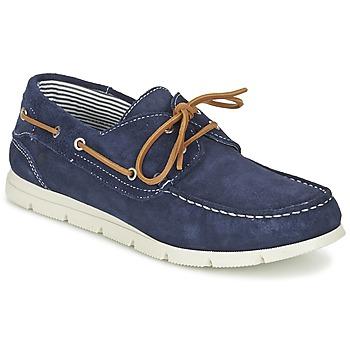 Topánky Muži Námornícke mokasíny Casual Attitude GAPENA Námornícka modrá
