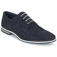 Topánky Muži Derbie Casual Attitude GIPIJE Námornícka modrá