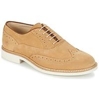 Topánky Muži Derbie Casual Attitude GIPIJE Béžová / Žltá