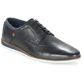 Topánky Muži Derbie Casual Attitude GIPIJE Modrá