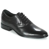 Topánky Muži Richelieu Carlington GYIOL Čierna