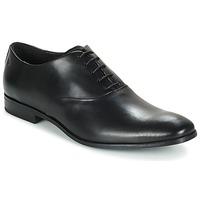 Topánky Muži Richelieu Carlington GENIOU čierna