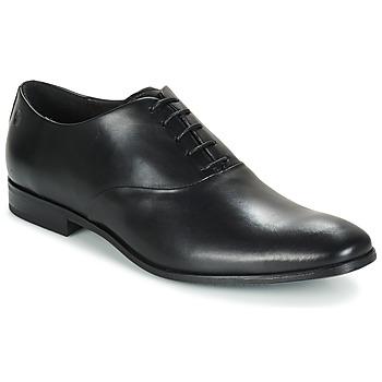 Topánky Muži Richelieu Carlington GACO Čierna