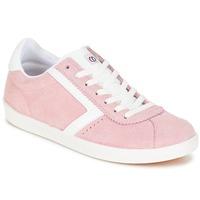 Topánky Ženy Nízke tenisky Yurban GUELVINE Ružová