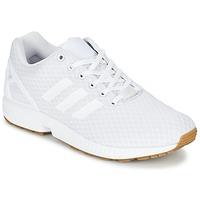 Topánky Muži Nízke tenisky adidas Originals ZX FLUX Biela