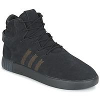 Topánky Muži Nízke tenisky adidas Originals TUBULAR INVADER čierna