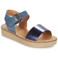 Topánky Ženy Sandále Kickers VICTORY Modrá