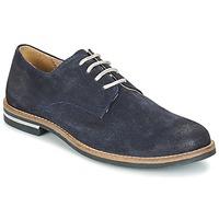 Topánky Muži Derbie Kickers ELDAN Námornícka modrá