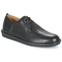Topánky Muži Derbie Kickers VIKANG Čierna