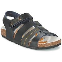 Topánky Chlapci Sandále Kickers MAGITEAM Čierna