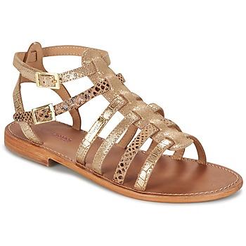 Topánky Ženy Sandále Les Tropéziennes par M Belarbi BAILLE Zlatá