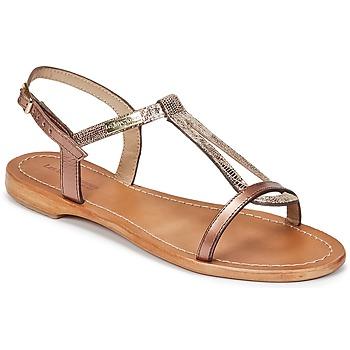 Topánky Ženy Sandále Les Tropéziennes par M Belarbi HAMAT Bronzová