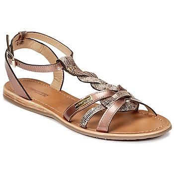 Topánky Ženy Sandále Les Tropéziennes par M Belarbi HAMS Bronzová