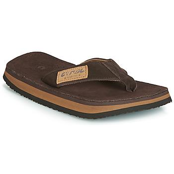Topánky Muži Žabky Cool shoe 2LUXE Hnedá