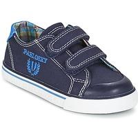 Topánky Chlapci Nízke tenisky Pablosky TEDOUME Modrá