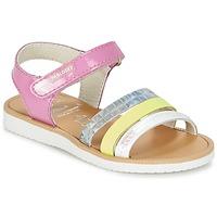 Topánky Dievčatá Sandále Pablosky RETOKIA Viacfarebná