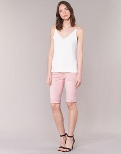 Oblečenie Ženy Šortky a bermudy Freeman T.Porter BELIXA NEW MAGIC COLOR Ružová