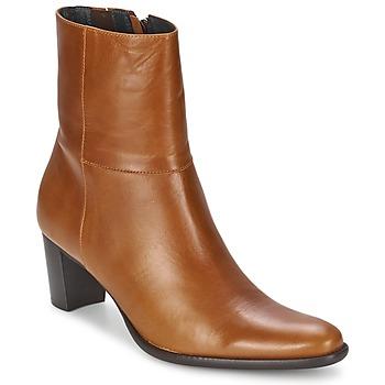 Topánky Ženy Čižmičky Betty London GALET ťavia hnedá