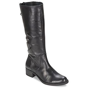 Topánky Ženy Čižmy do mesta Betty London GRECIA čierna