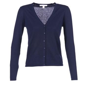 Oblečenie Ženy Cardigany Esprit EPILARA Námornícka modrá
