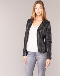 Oblečenie Ženy Kožené bundy a syntetické bundy Oakwood 62065 čierna