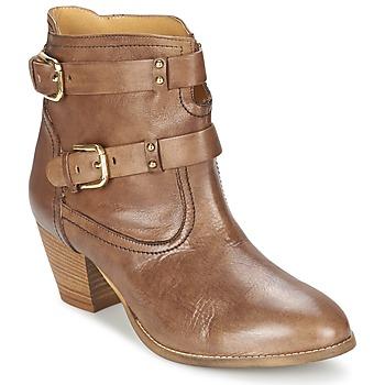Topánky Ženy Čižmičky Casual Attitude SANOU Hnedá