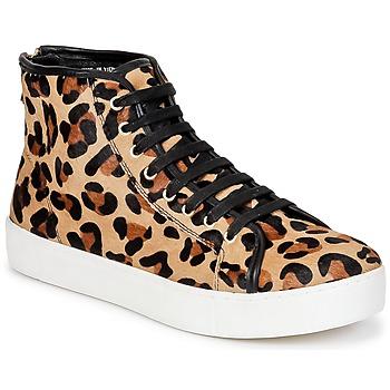 Topánky Ženy Členkové tenisky North Star BEID Leopard