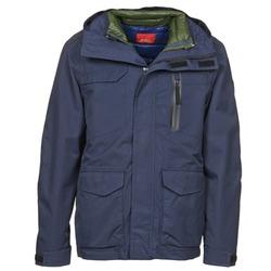 Oblečenie Muži Parky Esprit MABEL Námornícka modrá
