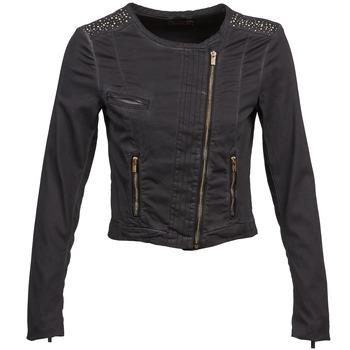 Oblečenie Ženy Saká a blejzre Esprit PARKEL Čierna