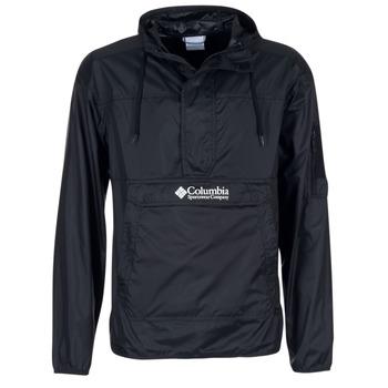 Oblečenie Muži Vetrovky a bundy Windstopper Columbia CHALLENGER Čierna