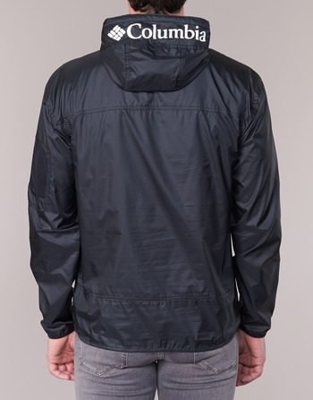 Oblečenie Muži Vetrovky a bundy Windstopper Columbia CHALLENGER Čierna fcb0379baa3