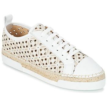 Topánky Ženy Nízke tenisky Sonia Rykiel 622348 Biela