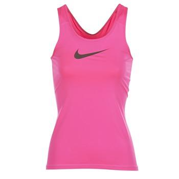 Oblečenie Ženy Tielka a tričká bez rukávov Nike NIKE PRO COOL TANK Ružová